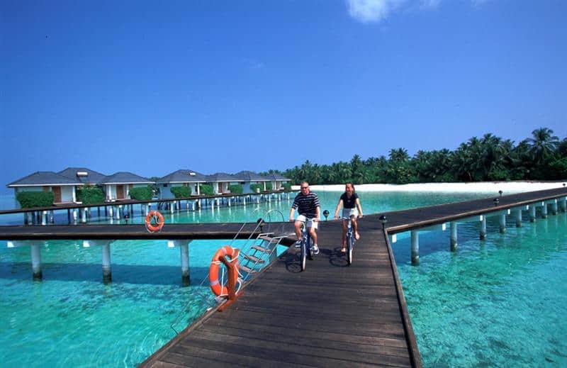 Holiday Island Resort Maldives Contact